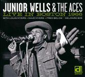 Live in Boston 1966