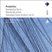 Prokofiev: Symphony No. 5, Romeo & Juliet