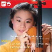 Paganini: Violin Concerto No. 1, Tchaikovsky: Sérénade Mélancolique, Valse-Scherzo