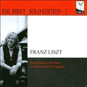 Liszt: Piano Sonata, Grandes Etudes de Paganini