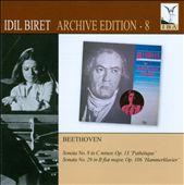 """Beethoven: Sonatas Nos. 8 """"Pathétique"""" & 29 """"Hammerklavier"""""""