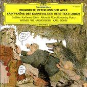 Prokofieff: Peter und der Wolf, Saint-Saëns: Der Karneval der Tiere