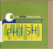 Live Phish: 6/27/10 Merriweather Post Pavillion
