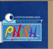 Live Phish Downloads: 07.04.10 Verizon Wireless Amphitheatre @ Encore Park, Alpharetta, GA