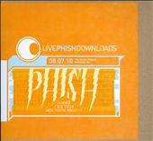 Live Phish: 08.07.2010 The Greek Theatre, Berkeley, CA