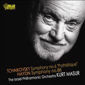 """Tchaikovsky: Symphony No. 6 """"Pathétique"""", Haydn: Symphony No. 88"""