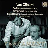 Brahms: Piano Concerto No. 2, Schumann: Piano Concerto
