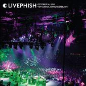 Live Phish: 10/26/10