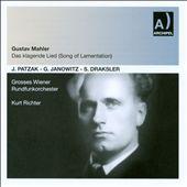 Gustav Mahler: Das Klagende Lied