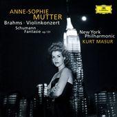Brahms: Violinkonzert, Schumann: Fantasie