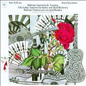 Rodrigo: Concierto de Aranjuez, Fantasía para un gentilhombre, Villa-Lobos: Concerto for Guitar