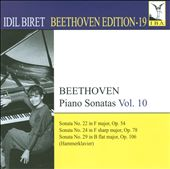 Idil Biret Archive Edition, Vol. 19: Beethoven Edition, Vol. 10