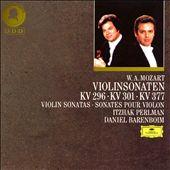Mozart: Violinsonaten, KV 296, 301 & 377