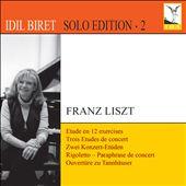 Idil Biret: Solo Edition, Vol. 2