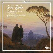 Spohr: Symphonic Works, Vol. 3 - Symphonies Nos. 1 & 6, Overture Op. 12