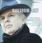 Liszt: A Faust Symphony, Dante Symphony & Sonata, Piano Sonata in B minor, 3 Paraphrases