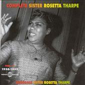 Complete Sister Rosetta Tharpe, Vol. 6