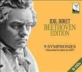Liszt: Complete Beethoven Symphony Transcriptions