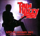 Live in London 2011: 22.01.2011 Hammersmith Apollo