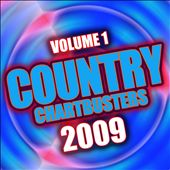 Country Chartbusters 2009, Vol. 1