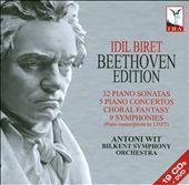 Beethoven: Complete Piano Sonatas, Piano Concertos