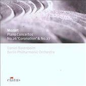 "Mozart: Piano Concertos Nos. 26 ""Coronation"" & 27"