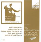 Dedicated to the International Tchaikovsky Competition