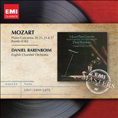 Mozart: Piano Concertos Nos. 20, 21, 23 & 27, Rondo