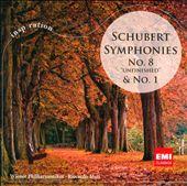 Schubert: Symphonien 1 & 8