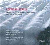 Friedrich Cerha: Konzert für Schlagzeug und Orchester, Impulse für Orchester