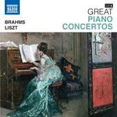Brahms: Piano Concertos No. 1, Liszt: Piano Concerto No. 1