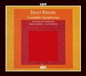 Ernst Krenek: Complete Symphonies