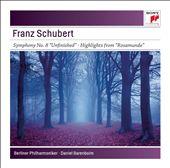 "Schubert: Symphony No. 8 ""Unfinished"", Highlights from Rosamunde"