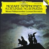 "Mozart: Symphony No.36 ""Linzer"" & No.38 ""Prague"""
