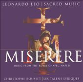 Miserere: Music from the Royal Chapel Naples