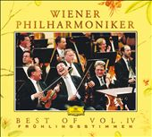 Best of Wiener Philharmoniker, Vol. 4: Frühlingsstimmen