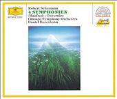 "Schumann: 4 Symphonies, ""Manfred""-Ouverture"