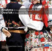 Brahms: Hungarian Dances, Dvorák: Slavonic Dances