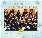 Best of Wiener Philharmoniker, Vol. 3: Winterträume