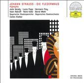 Johann Strauss: Die Fledermaus [Highlights]