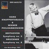 Beethoven: Symphony No. 3, Bruckner: Symphony No. 8