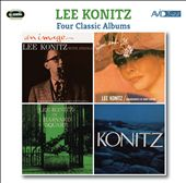 Four Classic Albums: An Image/You and Lee/In Harvard Square/Konitz)
