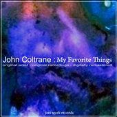 My Favorite Things [Jazz Work]