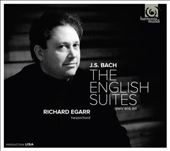 J.S. Bach: The English Suites BWV 806-811