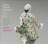 Georg Philipp Telemann: Oeuvres pour Clavier - Ouverture, Concerto, Fantaisies, Chorals