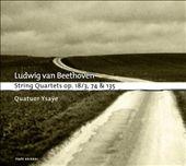 Ludwig van Beethoven: String Quartet Op. 18/3, 74 & 135