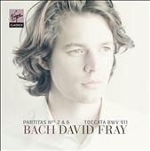 Bach: Partitas Nos. 2 & 6, Tocata BWV 911