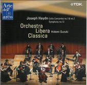 Joseph Haydn: Cello Concertos No. 1 & No. 2, Symphony No. 13