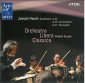 "Joseph Haydn: Symphonies Nos. 23, 26 ""Lamentatione"", 31 ""Hornsignal"""
