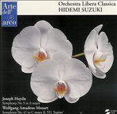 "Haydn: Symphony No. 5 in A major, Mozart: Symphony No. 41 in C major ""Jupiter"""